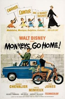 Monkeys, Go Home! poster.jpg
