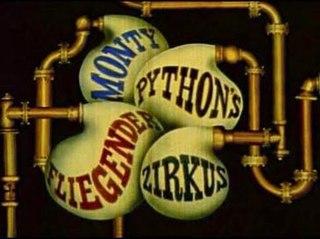 <i>Monty Pythons Fliegender Zirkus</i>