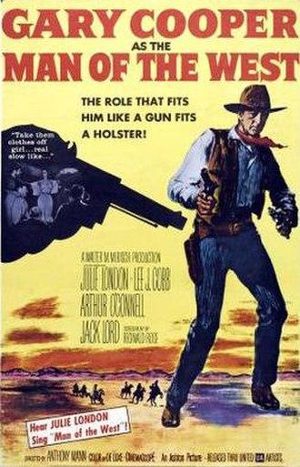 Man of the West - Image: Motw 1958