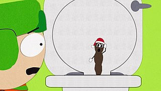 Mr. Hankey, the Christmas Poo 9th episode of the first season of South Park
