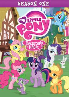 <i>My Little Pony: Friendship Is Magic</i> (season 1)