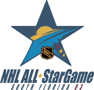 53rd National Hockey League All-Star Game - Image: NHL All Star 2003