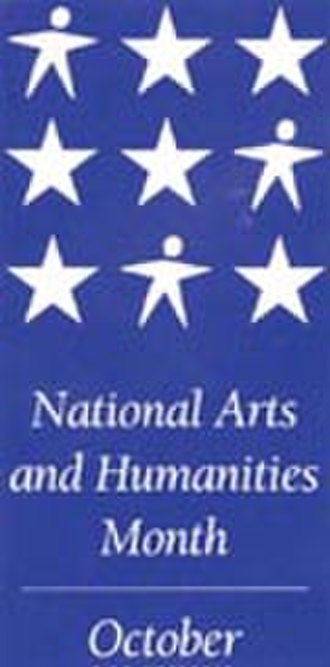 National Arts & Humanities Month - Image: Nah