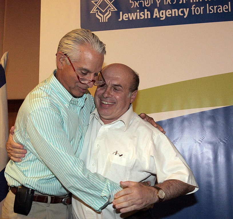 File:Natan Sharansky and Richie Pearlsone at BOG.jpg - Wikipedia ...