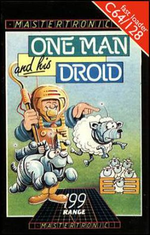 One Man and His Droid - Cover art