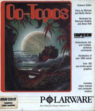 Oo-Topos - Atari ST box art