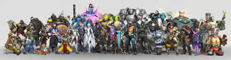 characters of overwatch wikipedia