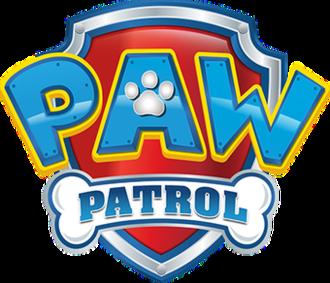 PAW Patrol - Image: PAW Patrol Logo