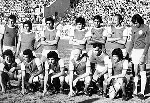 Persepolis F.C. - Persepolis squad in the 1960s