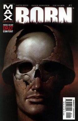 500 Histórias em Quadrinhos que você deve ler 250px-PunisherBorn