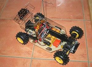 Car Body Parts >> Yokomo YZ-834B - Wikipedia