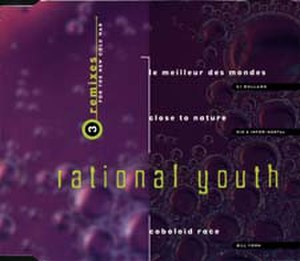 3 Remixes for the New Cold War - Image: Rational Youth 3 Remixes For The New Cold War
