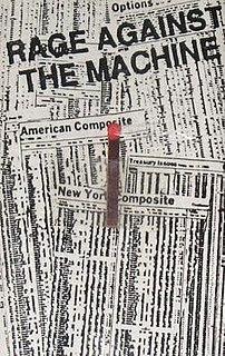 <i>Rage Against the Machine</i> (demo album) demo by Rage Against the Machine