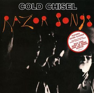 Razor Songs - Image: Razor Songs by Cold Chisel