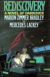 <i>Rediscovery</i> novel by Marion Zimmer Bradley