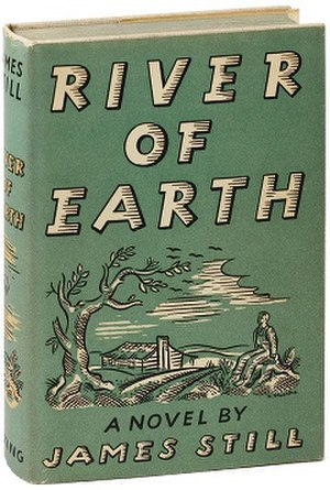 River of Earth - First edition (publ. Viking Press)