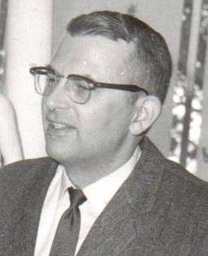 Robie Macauley - Robie Macauley in September, 1962.