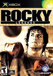 <i>Rocky Legends</i> 2004 video game