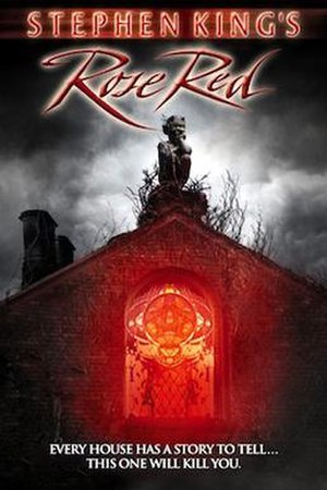 Rose Red (miniseries) - DVD cover