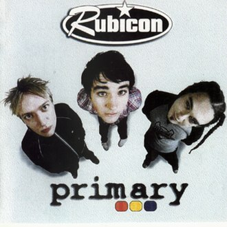 Primary (album) - Image: Rubicon 2002 album Primary