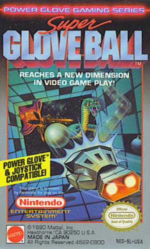 Super Glove Ball - Cover art