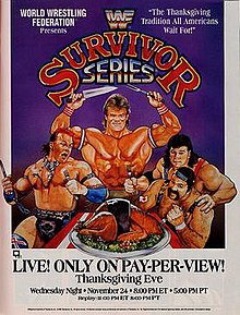 Survivor Series 1993 Wikipedia