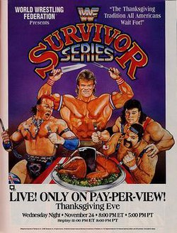 Survivor Series (1993) - Wikipedia