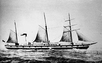 SS Gothenburg - Image: SS Gothenburg