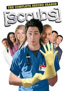 <i>Scrubs</i> (season 2)
