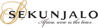 Sekunjalo Investments - Image: Sekunjalo Investments logo