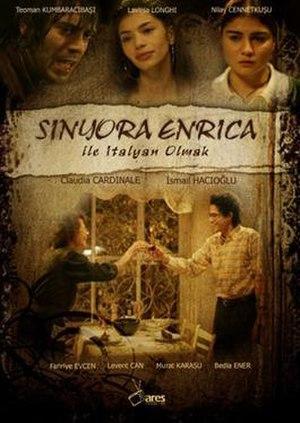 Signora Enrica - Theatrical poster