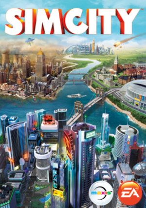 SimCity (2013 video game) - Image: Sim City 2013 Limited Edition cover