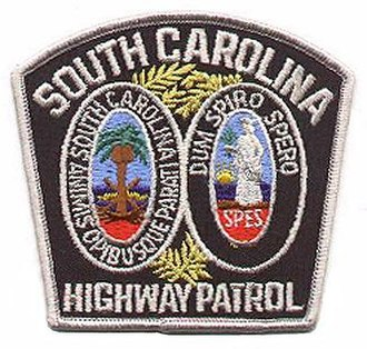 South Carolina Highway Patrol - Image: South Carolina Highway Patrol