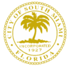 Official seal of City of South Miami, Florida