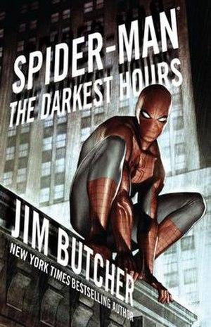 Spider-Man: The Darkest Hours - Image: Spider Man The Darkest Hours