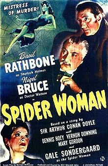 Spider Woman movie 1944.JPG