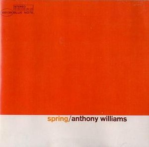 Spring (Tony Williams album) - Image: Spring (Tony Williams album)