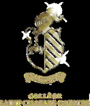 St. Charles Garnier College - School Logo