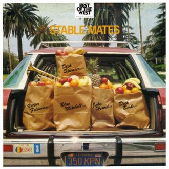 Stablemates (album) - Image: Stablemates (Discomate)