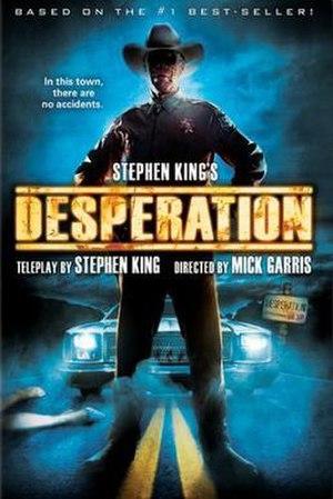 Stephen King's Desperation (film) - Image: Stephen King's Desperation