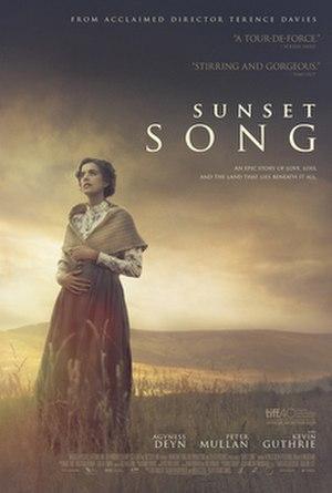 Sunset Song (film) - Film poster