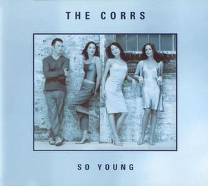 So Young (The Corrs song) - Image: Sy rem cover