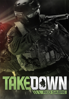 <i>Takedown: Red Sabre</i> 2013 video game