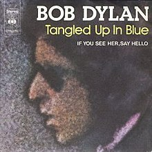 Bob Dylan Tangled Up In Blue 74
