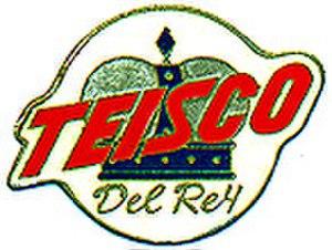 Teisco - Image: Teisco logo
