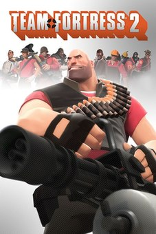 <i>Team Fortress 2</i> Team-based first-person shooter multiplayer video game