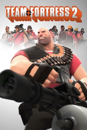 Team Fortress 2 - Box art for the standalone PC version of Team Fortress 2