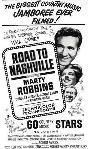 The Road to Nashville - Image: The road to nashville (1967) large picture