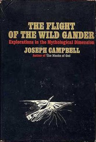 The Flight of the Wild Gander - Cover of the first edition