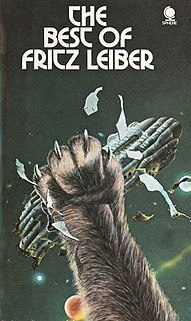 <i>The Best of Fritz Leiber</i> book by Fritz Leiber